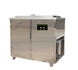 Stainless Steel Ultrasonic Cleaning Equipment Use In Food Beverage Industry
