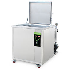 Stainless Steel Automatic Ultrasonic Cleaner Machine For Aircraft Parts
