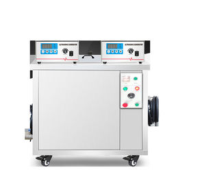 China Stainless Steel Automotive Ultrasonic Cleaner 40Khz  Auto Parts Ultrasonic Cleaning Bath supplier