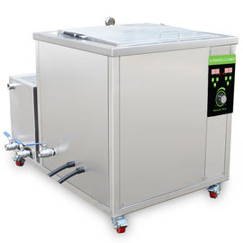 China 28 Khz 360 Liter Large Ultrasonic Cleaner Engine Cleaning Machine SUS304 supplier