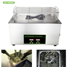 Small Ultrasonic Medical Instrument Cleaner For Diesel Injectors Cleaning Machines