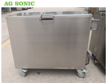Grills Gas Cooking Fat Remove Heated Soak Tank Kitchen Cleaning 193L 258L 2KW