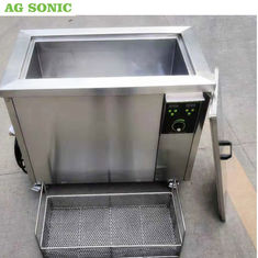 100L Tank Ultrasonic Cleaner Equipment 28/40KHz Auto Part Grease Rust Remove